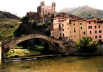 Ein Dorf in Ligurien, Italien, 1999