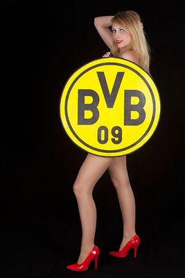 Ein echter Fan Hea BVB