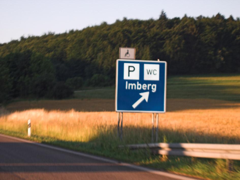 Ein echter Imberg
