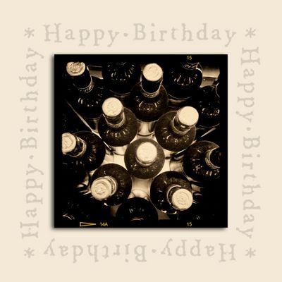 Ein edler Tropfen für ein besonderes Geburtstagskind ;)
