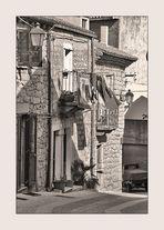 Ein Eindruck aus Tempio (Sardinien)