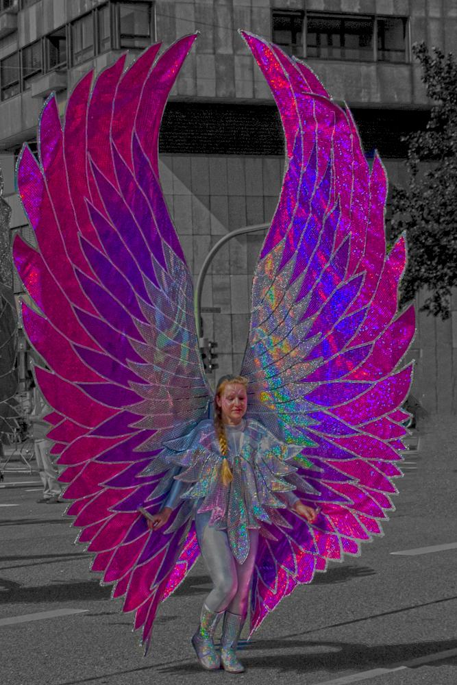 Ein Engel...