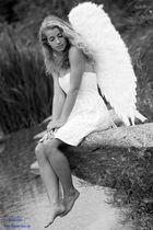 Ein Engel auf Erden
