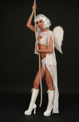 Ein Engel stieg vom Himmel herab......