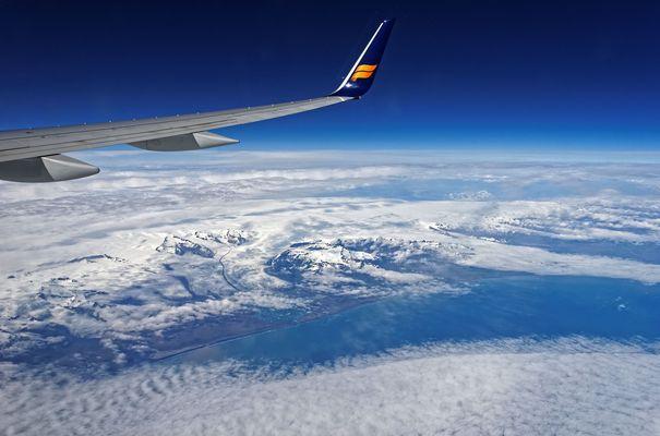 Ein erster Blick auf Island