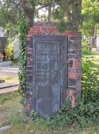 Ein etwas anderes Grabdenkmal