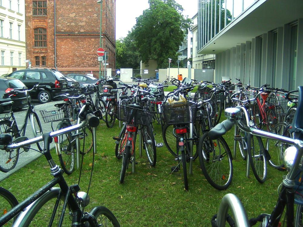 Ein Fahrrad für Ulla :-))
