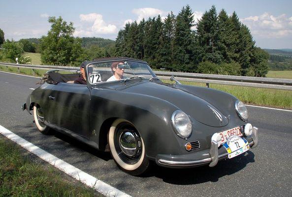 Ein feiner alter Porsche