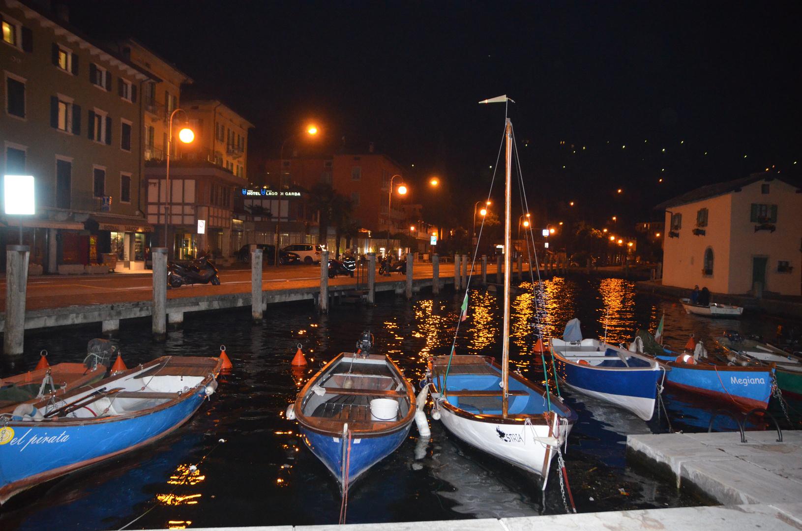 Ein feiner Frühlingsabend am Gardasee :)