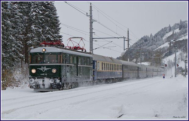 Ein feiner Zug....