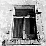 Ein Fenster....