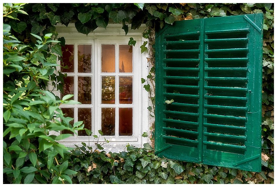 Ein Fensterbild
