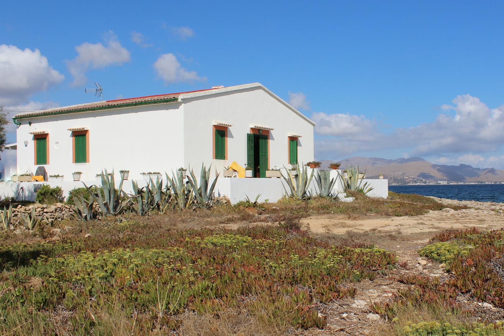 Ein Ferienhaus auf Mallorca
