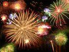 ein Feuerwerk an Bildern