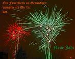 Ein Feuerwerk an Gesundheit für