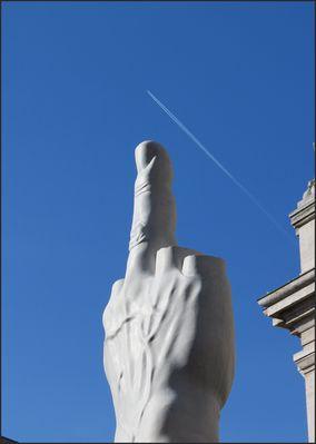 Ein Fingerzeig....