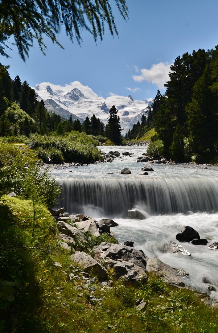 Ein Fluss und sein Ursprung