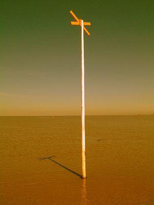 Ein Foto vom Mars