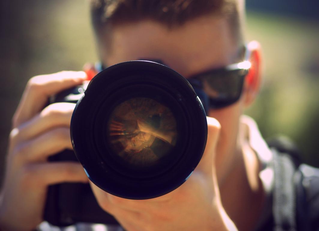 Ein Foto wird meistens nur angeschaut ...