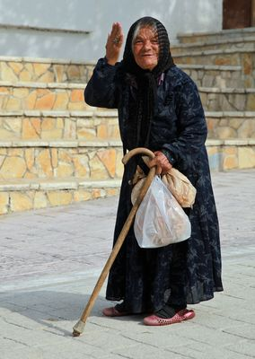 Ein freudliches Lebewohl (Albanien, 2015)