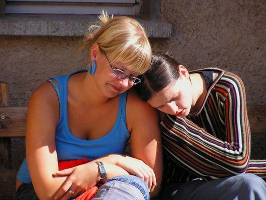 Ein Freund ist das Beste was es gibt auf der Welt...