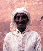 Ein freundliches Lächeln für die Touries
