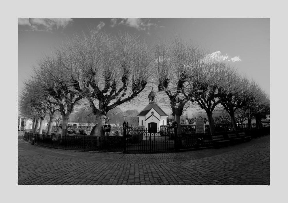 Ein Friedhof als Mittelpunkt des Lebens