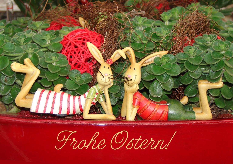 Ein fröhliches Osterfest!