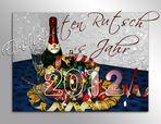 Ein frohes neues Jahr,