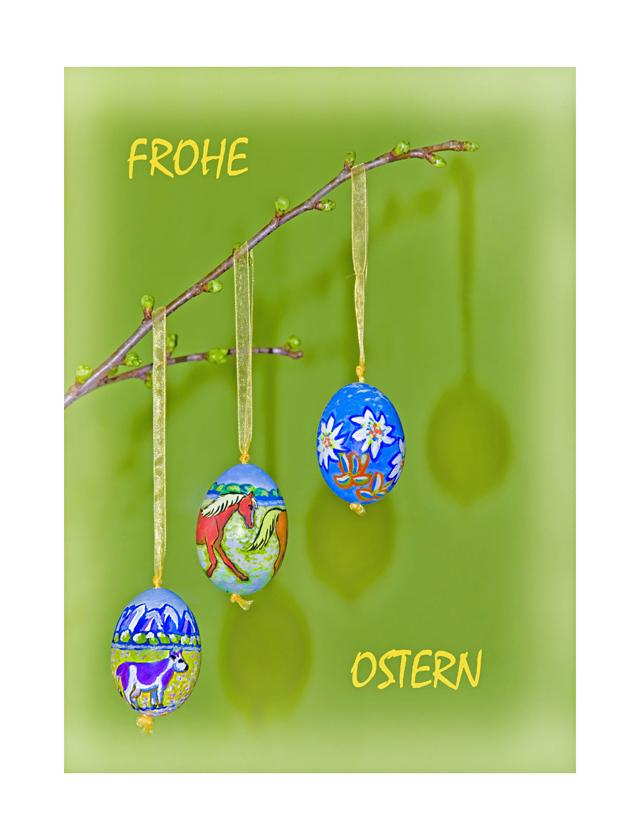 Ein frohes Osterfest...