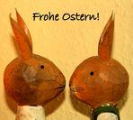 Ein frohes und besinnliches Osterfest ...