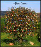 -Ein frohes und gesegnetes Osterfest...