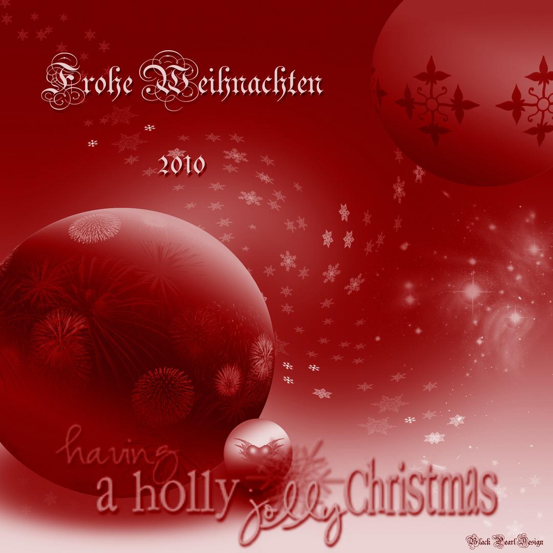 Ein Frohes Weihnachtsfest 2010