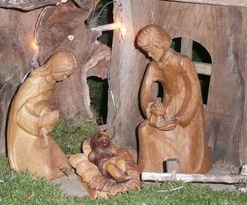 Ein frohes Weihnachtsfest !