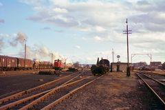 Ein ganz normaler Güterbahnhof...