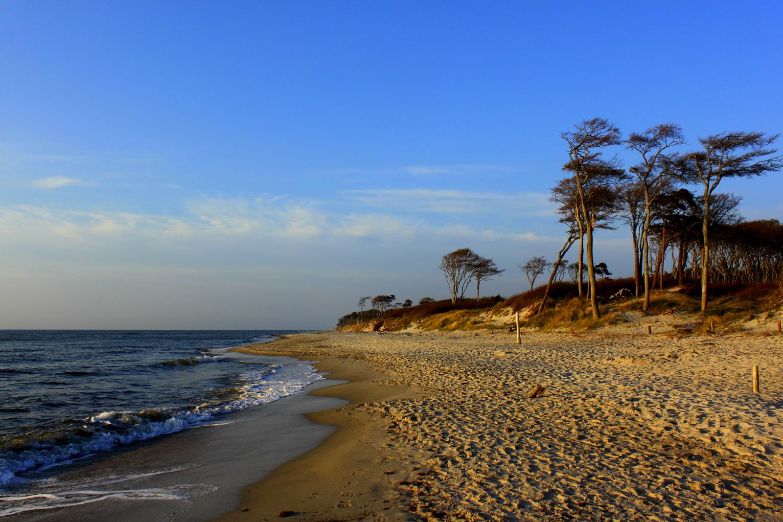 Ein ganzer Strand für mich allein