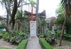 Ein Garten für León Trotsky und Natalia Sedova in Mexiko 1