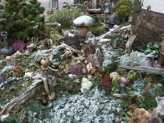 Ein Garten wie selten einer