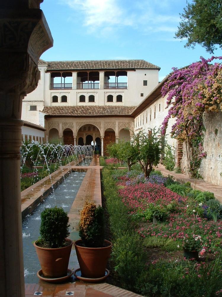 Ein Garten zum Träumen