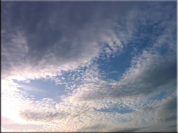Ein gewaltiger Himmel
