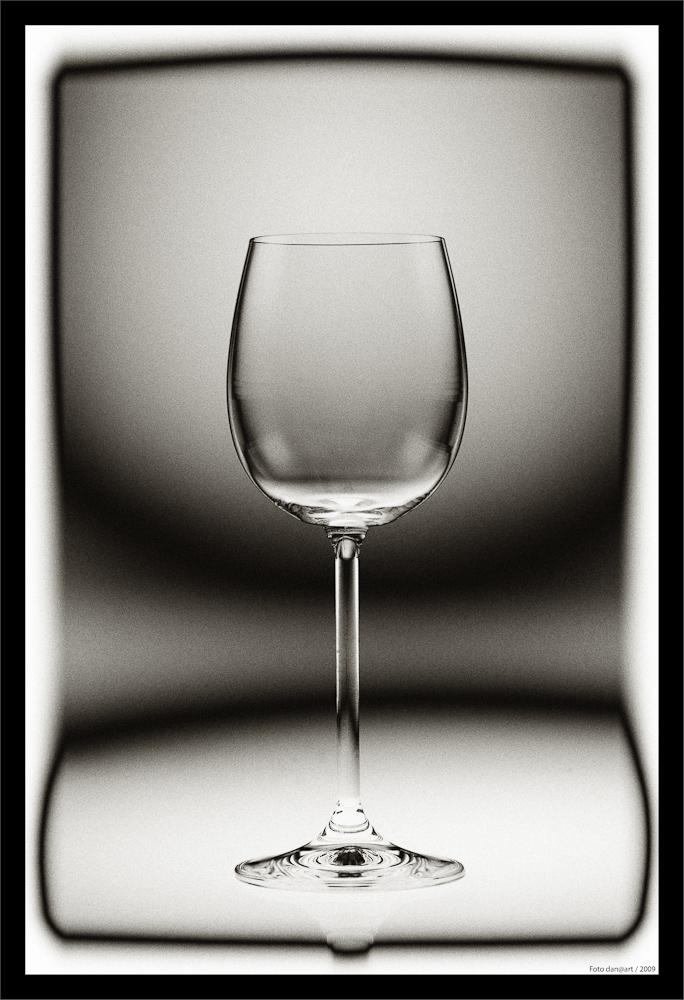 --- Ein Glas ---