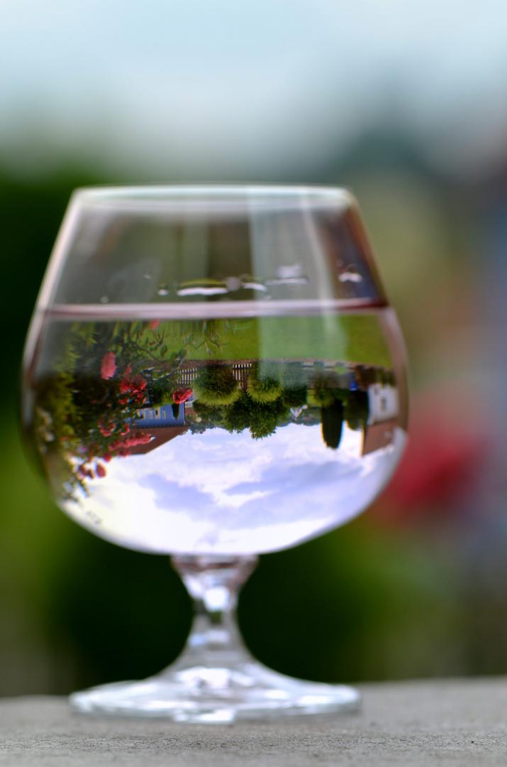 Ein Glas zuviel?