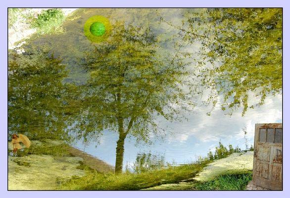 Ein grüner Planet ......