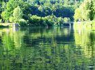 Ein grüner Tag auf der Werra ...
