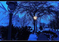 Ein guter Stern auf Sylt... äh Morsum;)) Tut gut hier zu sein!;))