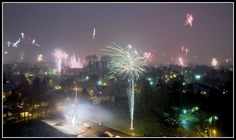 Ein gutes neues Jahr..