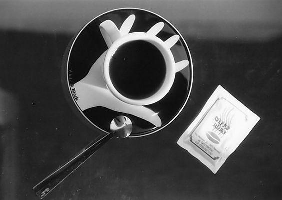 Ein Händchen für Kaffee....