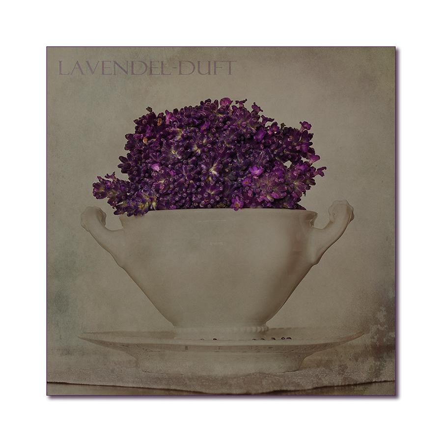 Ein Handvoll Lavendel....