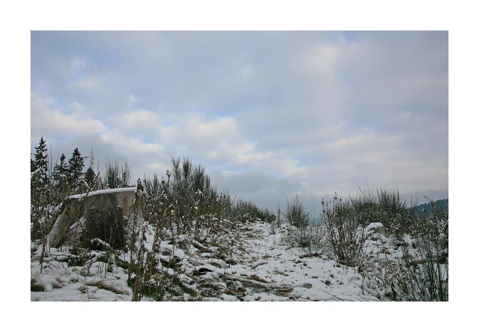 Ein Hauch von Winter...