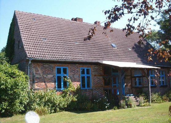 Ein Haus im Norden Deutschlands